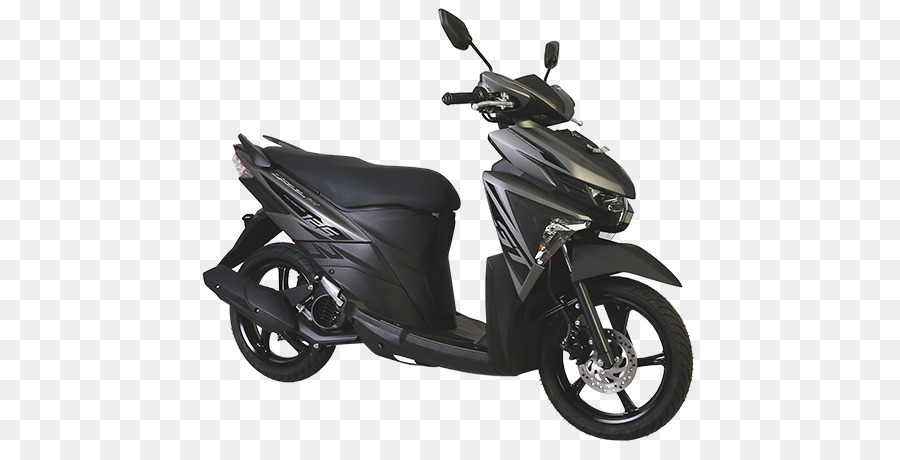 Yamaha Mio Scooter png download.