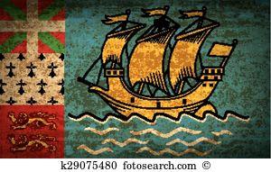 Saint pierre miquelon Clip Art EPS Images. 117 saint pierre.