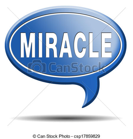 Miracle Clipart.