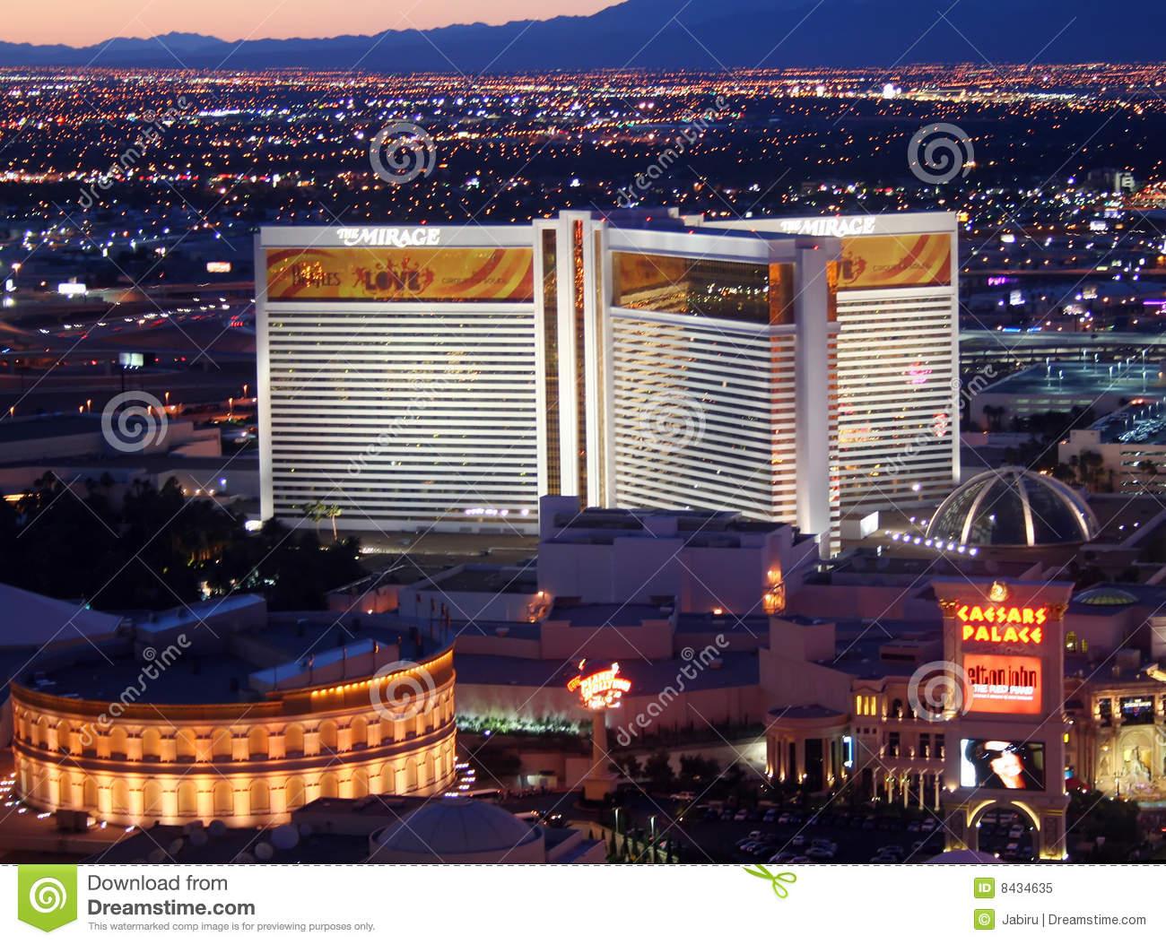 Mirage Casino Las Vegas Stock Photos, Images, & Pictures.