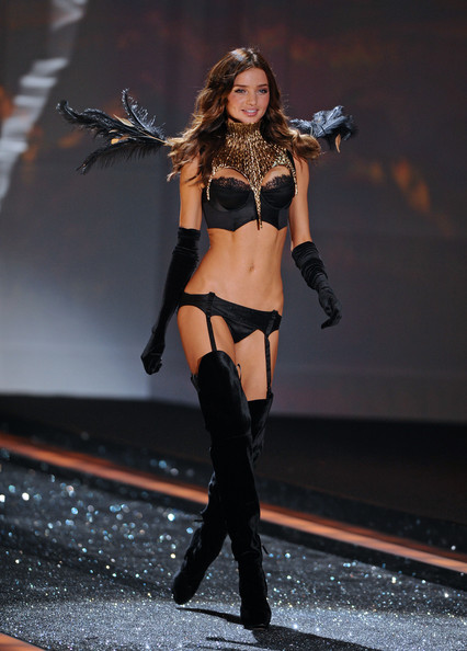 Miranda Kerr Victorias Secret Clipart.