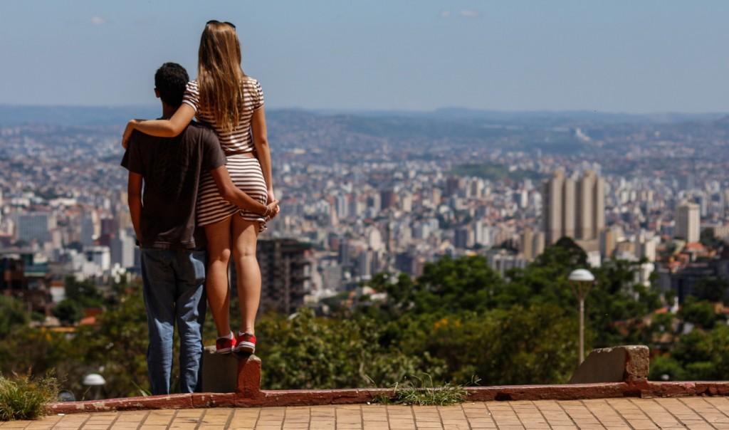 Melhores lugares para tirar foto em Belo Horizonte.