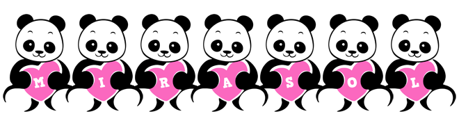 Mirasol Logo.