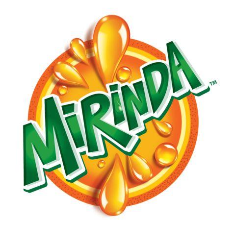Mirinda Soda Logo.