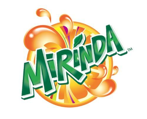 Mirinda Logo.