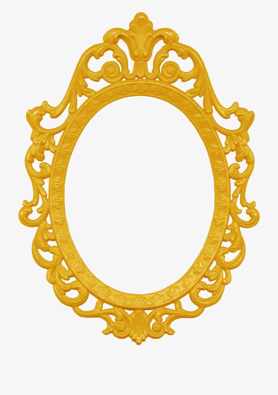 Snow White Mirror Clipart #36916.
