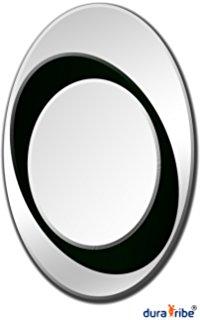 Innova 70 x 100 cm Fusion Contemporary Mirror with Glass Sheet.