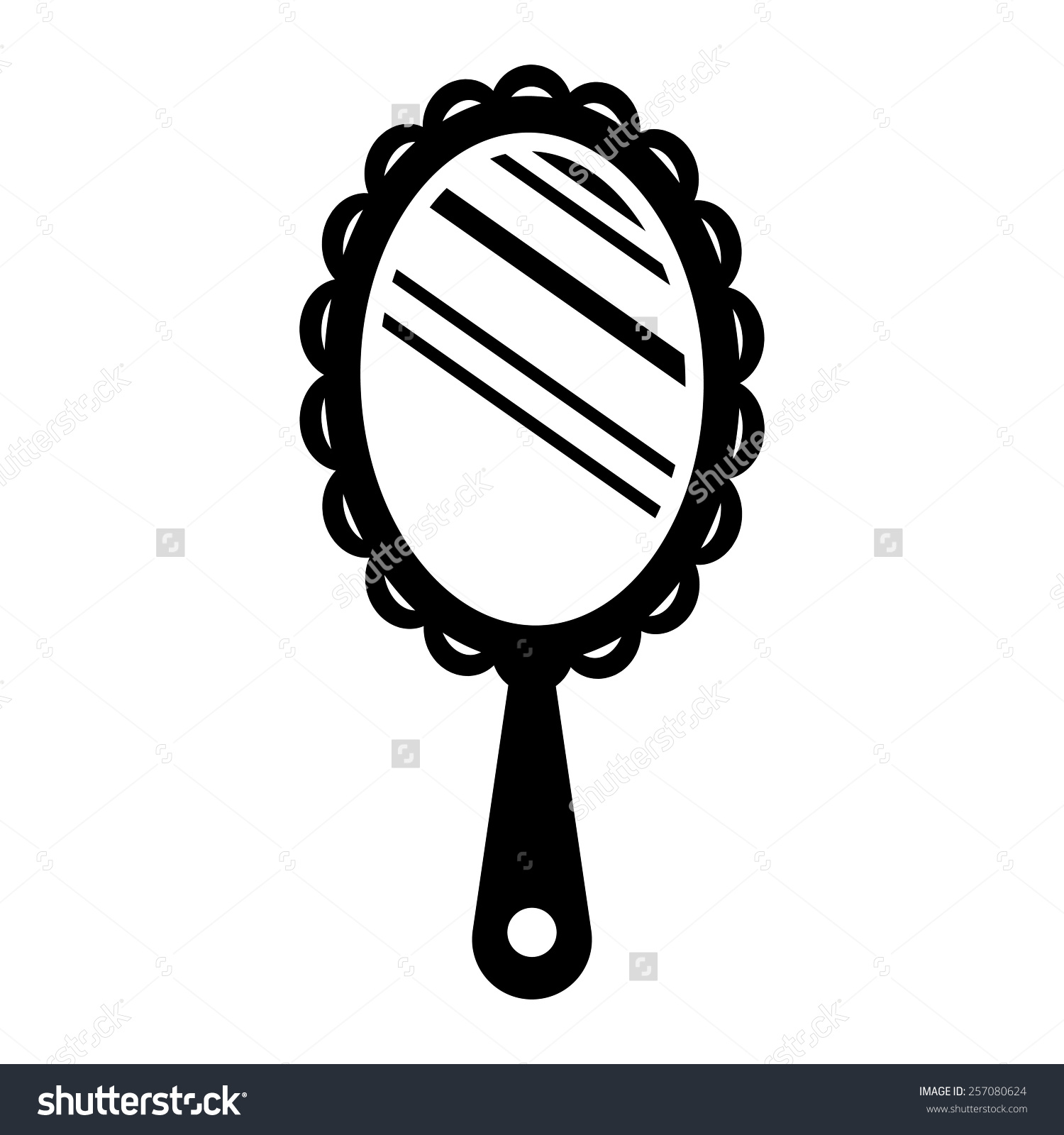 Royalty Free Public Restroom Mirror Clip Art Vector: Mirrored Black White Clipart 20 Free Cliparts
