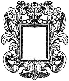 Mirrored clipart #16