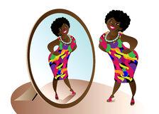 Mirroring Stock Illustrations.