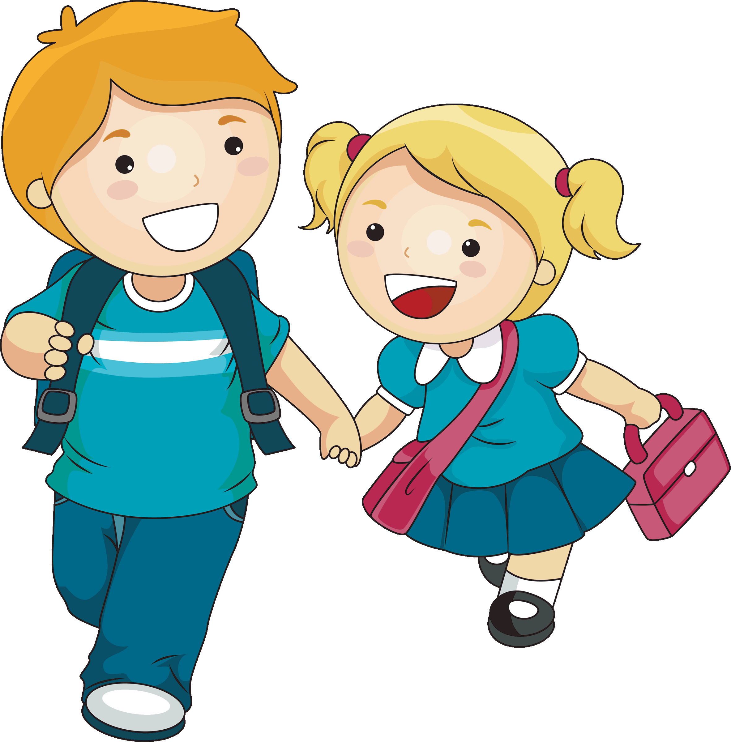 Misbehaving Children At School Clipart.