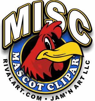 Misc Mascot Clipart on Rivalart.com.
