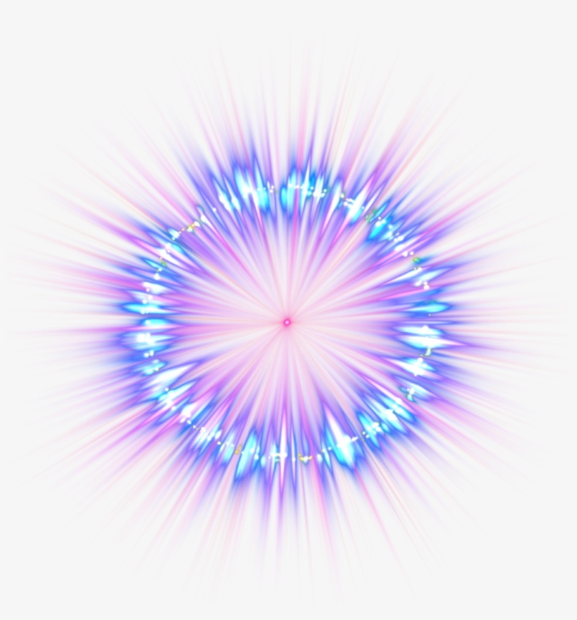 misc #light #effect #flash #blue #pink #ftestickers.