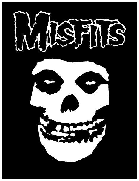 Misfits logo.