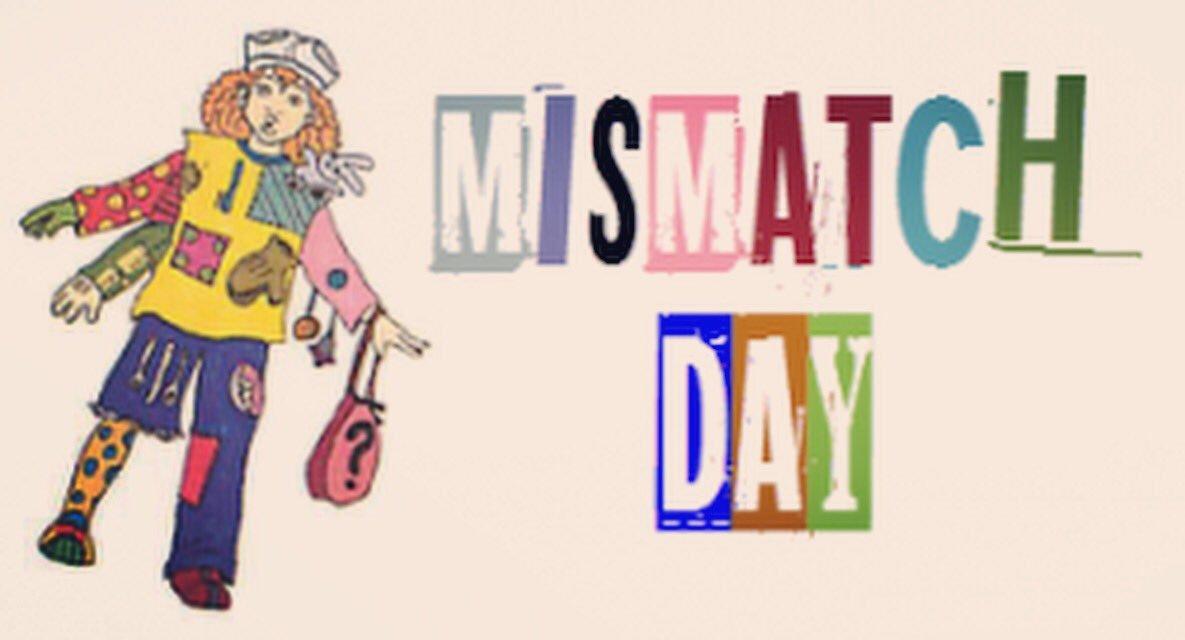 Mismatch day clipart 6 » Clipart Portal.