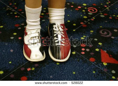 Mismatched Socks Stock Images, Royalty.