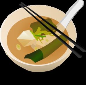 Miso Soup Clip Art at Clker.com.