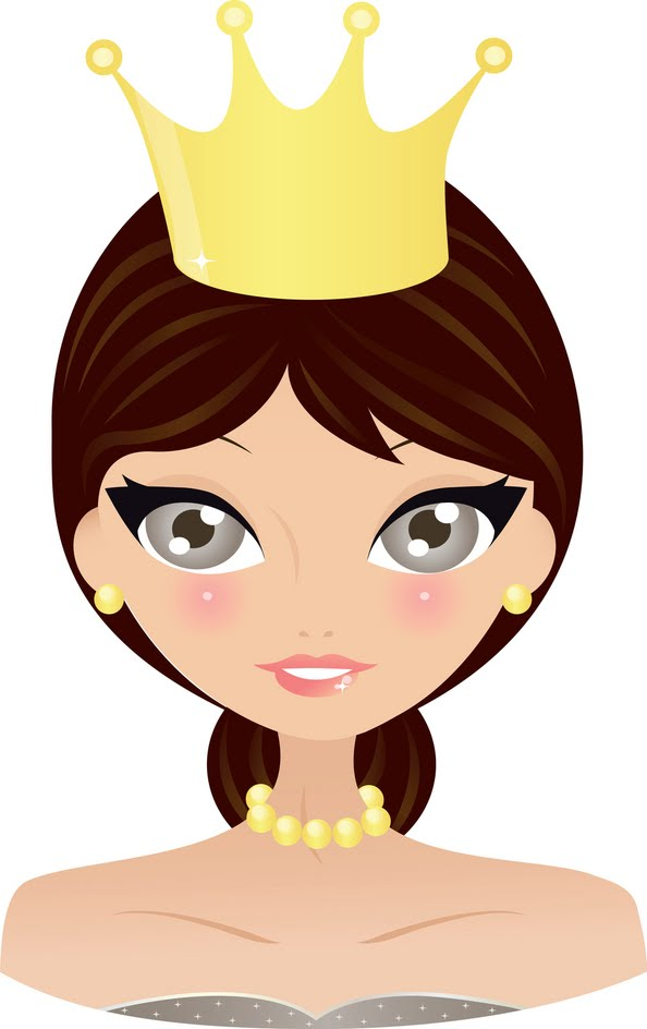 Miss America Crown Clip Art.