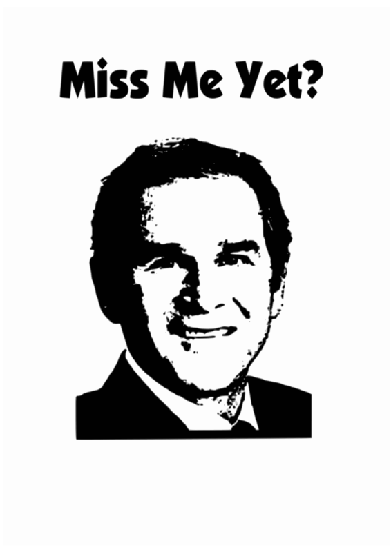 Free Clipart: Miss Me?.