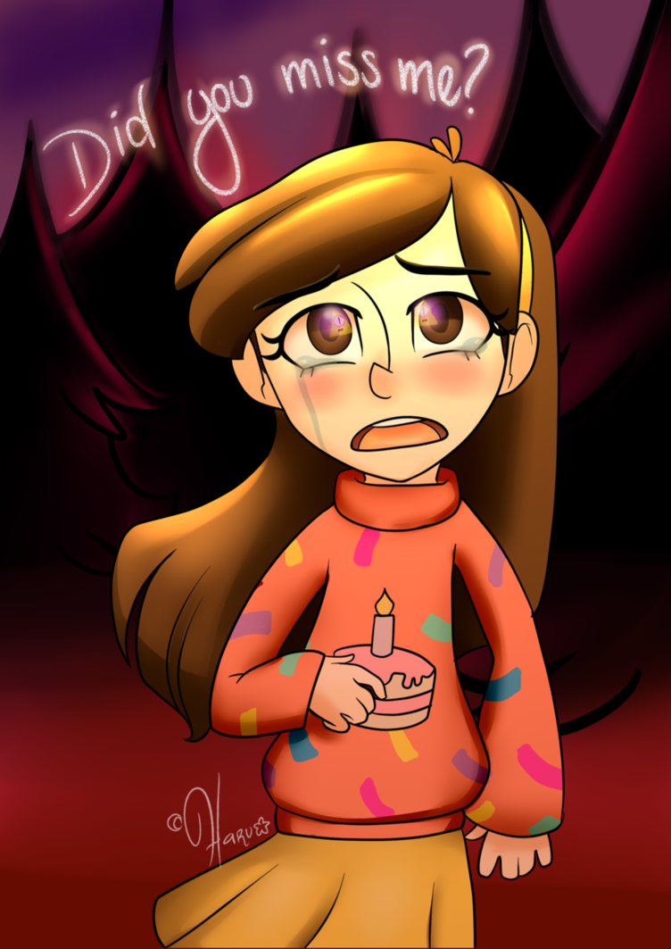 Mabel .. Did you miss me? by HaruTsukiyomi on DeviantArt.