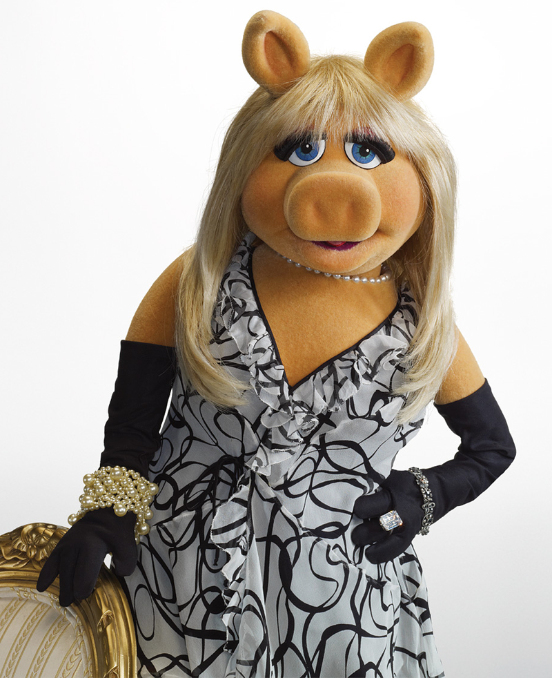 Download Free png Image Miss piggy the mupp.