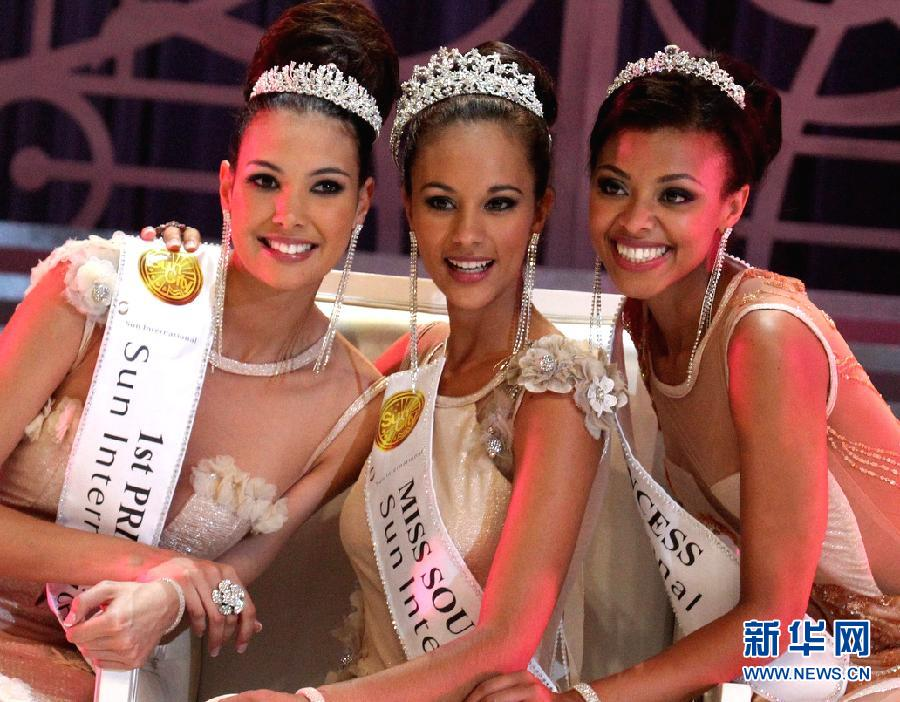 Miss South Africa 2012 unveiled.