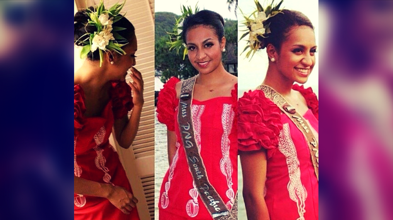 Funeral for former Miss PNG late Ruby Laufa on Friday.