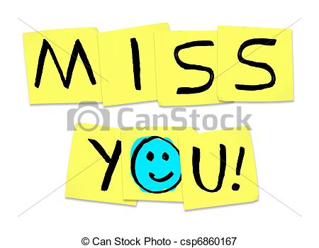 Missing You Clipart & Missing You Clip Art Images.