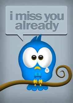 You'll Be Missed Clipart.