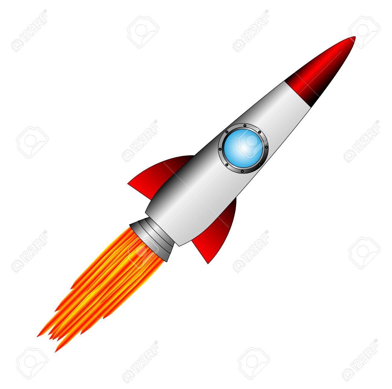 Missile Clip Art.