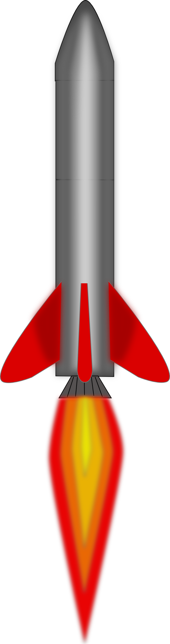 Missile Clipart.
