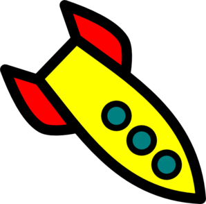 Missile Clip Art at Clker.com.
