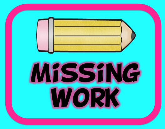 Missing Clipart.