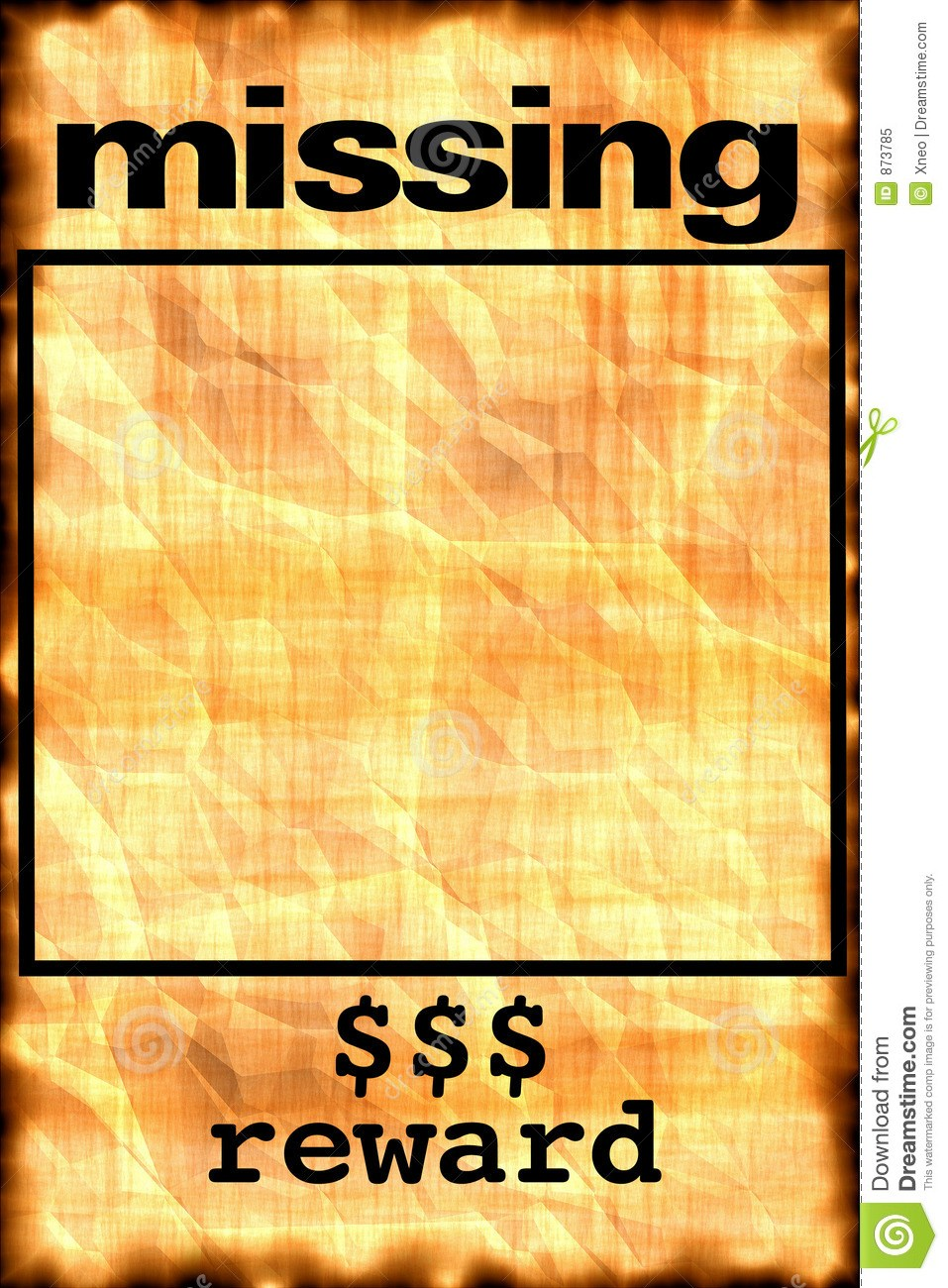 Missing poster clipart 6 » Clipart Portal.