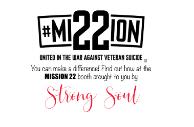 Strong Soul for MISSION 22 at the OM\'erica: The Yoga Fest.