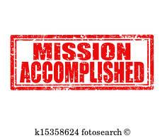 Mission Accomplished Vectors.