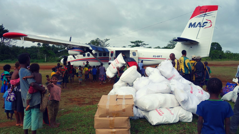 K668,000 to subsidise MAF flights.