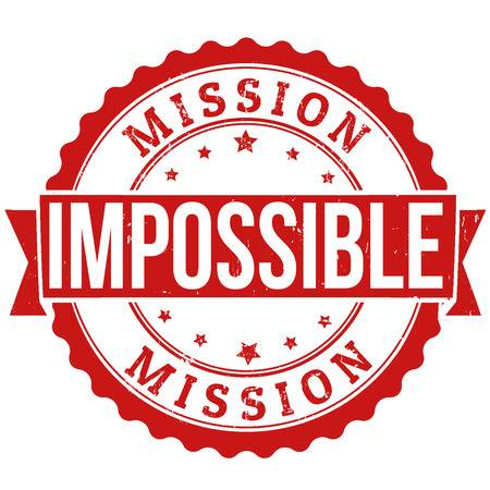 313 Mission Impossible Stock Vector Illustration And Royalty.