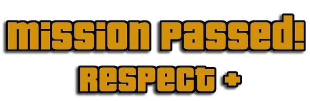 Mission passed respect png 1 » PNG Image.