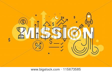 Mission Vectors, Stock Photos & Illustrations.