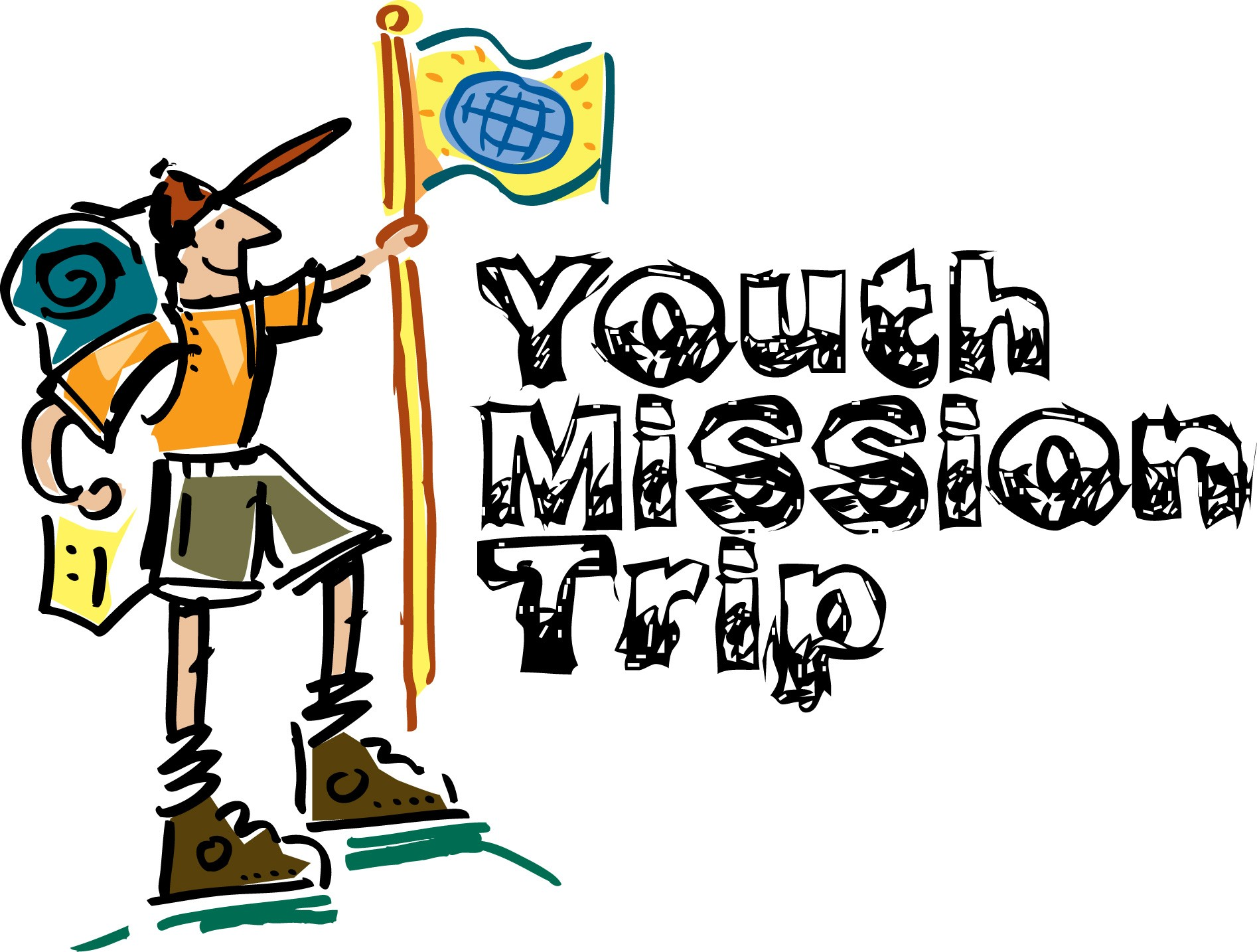 Youth Mission Trip All Clipart.