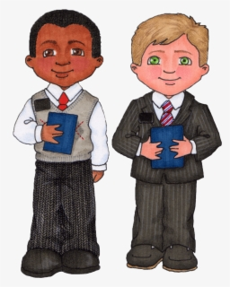Free Lds Missionary Clip Art with No Background.