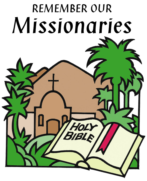 Missions cliparts.