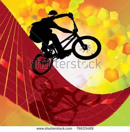 Bmx Stunt Bike Stock Photos, Royalty.