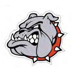 Mississippi State Bulldog Clipart#2206597.