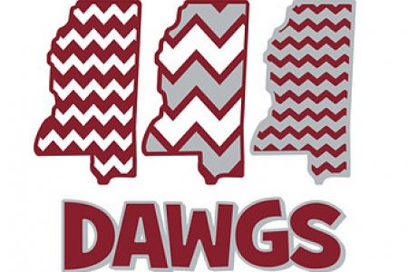 mississippi state bulldogs SVG files for by OhThisDigitalFun.