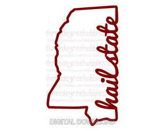 Mississippi state svg.