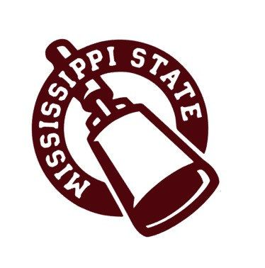 New to FransEverythingShop on Etsy: Mississippi State Decal.