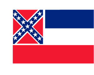Flag Of Mississippi Clip Art at Clker.com.