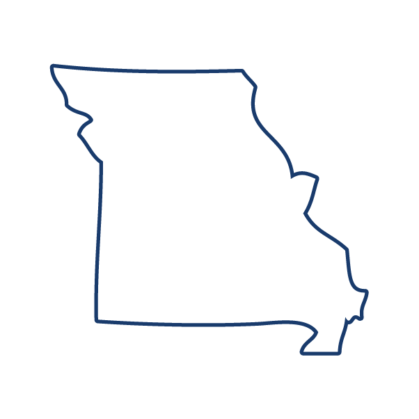 Missouri outline clipart clipart images gallery for free.